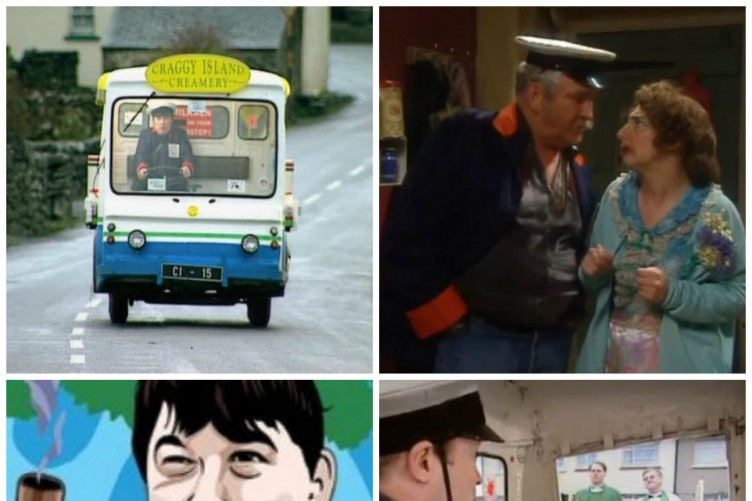 Father Ted's Speed 3 Episode: An Oral History · The Daily Edge
