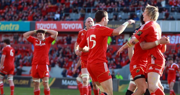 Danny Barnes and 4 more of the best Pro12 semi-finals