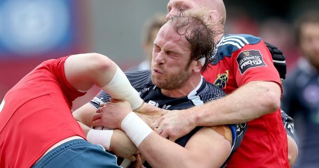 As it happened: Munster v Ospreys, Guinness Pro12 semi-final