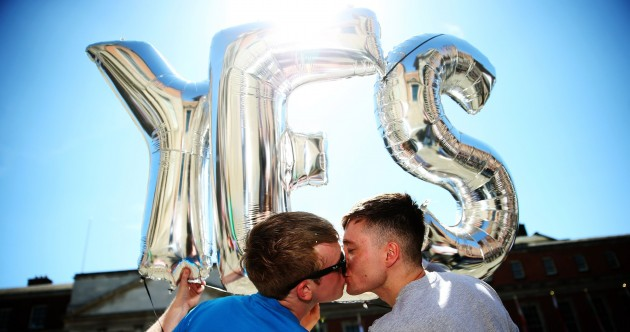 AS IT HAPPENED: It's official - Ireland says YES to same-sex marriage