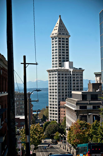 Fancy An Apartment At The Top Of The Smith Tower