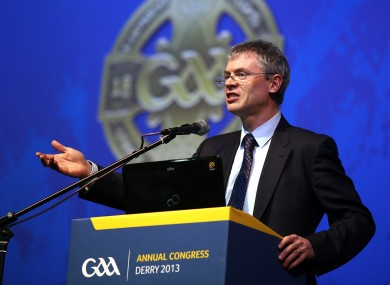 RTÉ pundit Joe Brolly.