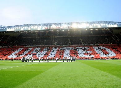 Champions League football is returning to Old Trafford next season.