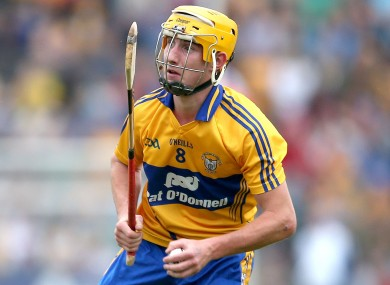 Colm Galvin is returning to the Clare senior hurling panel.