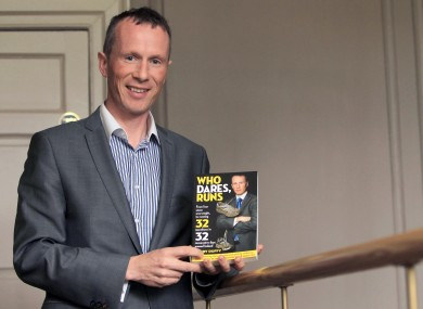Gerry Duffy is an acclaimed author and endurance runner.