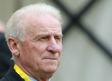Giovanni Trapattoni has been out of work since leaving the Ireland job.