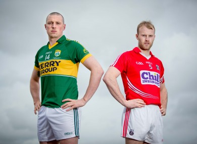 Kieran Donaghy and Michael Shields will take their respective teams into action this weekend.