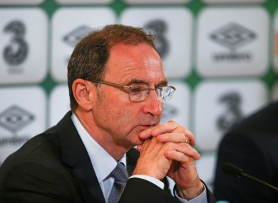 Ireland manager Martin O'Neill was left with plenty to ponder after his side's draw with Scotland.