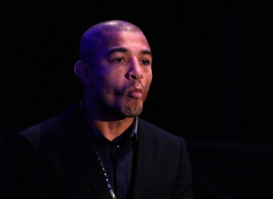 McGregor has previously expressed concerns about Aldo.