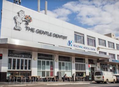 The Gentle Dentist surgery at Campsie, Sydney