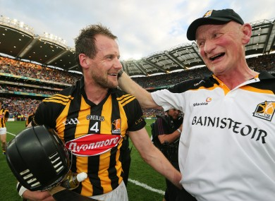 Brian Cody is planning without clubmate Jackie Tyrrell for the All-Ireland senior hurling semi-final.