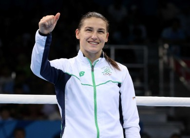 Taylor recently claimed gold at the European Games in Baku.