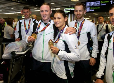 Ireland can be the number one boxing nation in the world