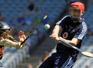 Cormac Ryan in action for Dublin in 2011.
