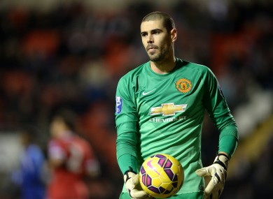1728f56d93f Van Gaal's decision to sell Valdes leads to questions about his  man-management