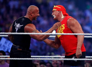 The Rock has responded to Hulk Hogan's racist comments · The42