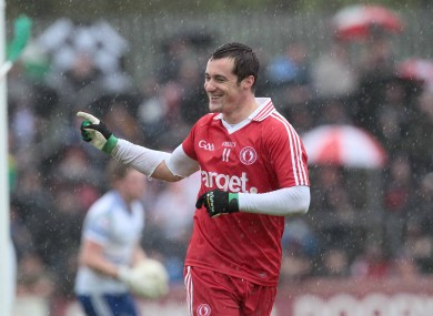 Brian McGuigan launched a stout defence of Tyrone on Sunday night.