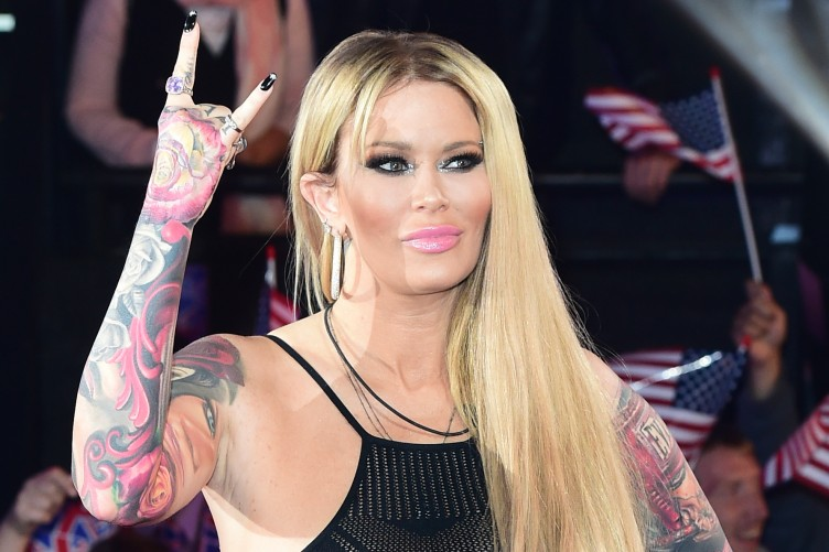 Porn star Jenna Jameson is on Celebrity Big Brother and every lad