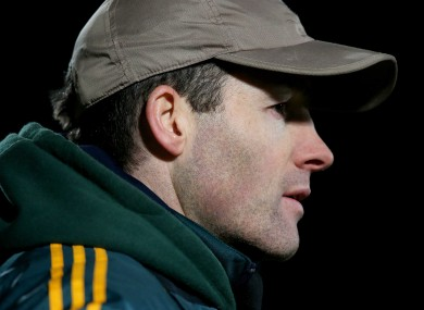 Mick O'Dowd will continue in the Meath hotseat.