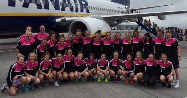 Wexford Youths will play Champions League football for the first time today