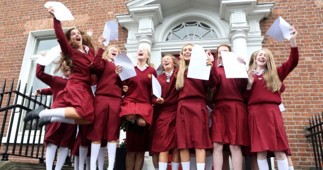 Junior Cert students are getting their results today. Here's how they did