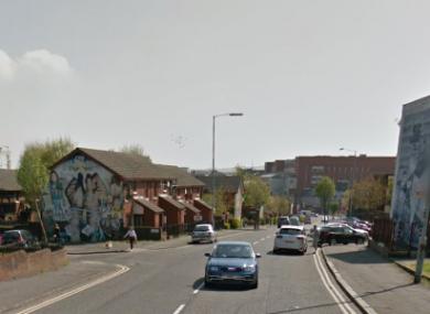 File photo: New Lodge Road, Belfast