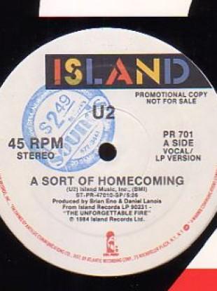 U2 'A Sort Of Homecoming' 12