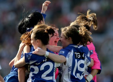 It was third time lucky for Waterford after 2010 and 2012 defeats.