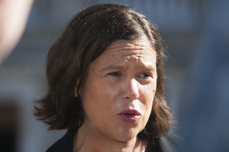 Mary Lou Says Sinn Fin Members And Not The Ira Will Pick Next