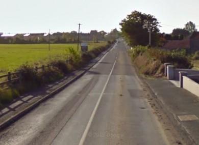 The Armagh Road, near Dundalk
