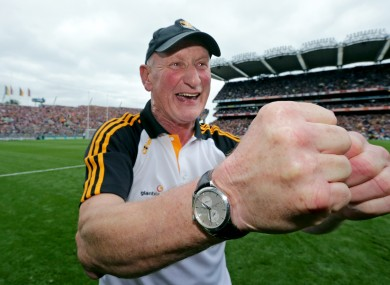 Kilkenny beat Galway in this year's decider at HQ.