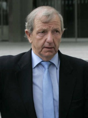 Jimmy Devaney pictured outside court in July