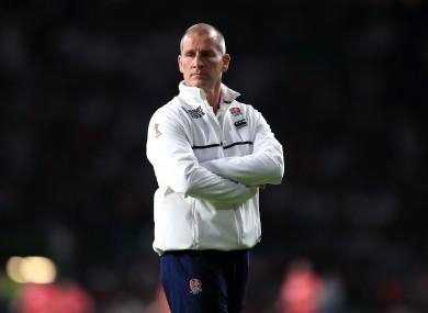 Lancaster was under fire after England's lacklustre World Cup.