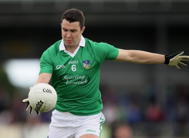 Stephen Lucey has announced his intercounty retirement.
