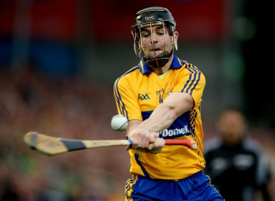 Tony Kelly can't wait to get started with Donal Óg Cusack in Clare.