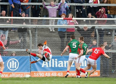 Cork and Mayo will battle in the opening game of TG4's live coverage.