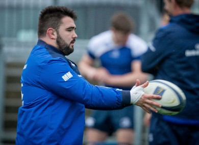 Marty Moore could leave Leinster at the end of the season.