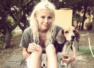 American woman Ashley Oslen (35) was found dead yesterday.