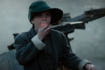 Bullets and burns were flying in last night's action-packed episode of Rebellion