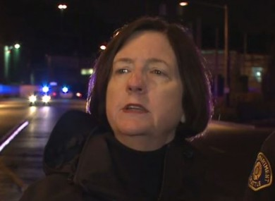 Seattle Police Chief Kathleen O'Toole