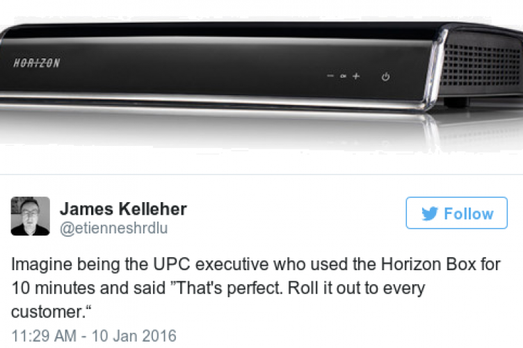 8 people who hate the Horizon box as much as you do · The