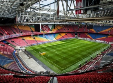 Amsterdam ArenA could be renamed after Johan Cruyff · The42 dcbda4882c6