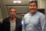 British hostage had photo taken with EgyptAir hijacker