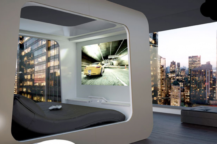 High Tech Homes Here S All The Cool Home Technology You Didn T Know Wanted