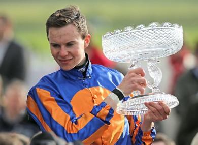 Image result for joseph o'brien champion jockey