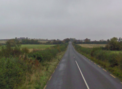 The R419 in Co Laois.