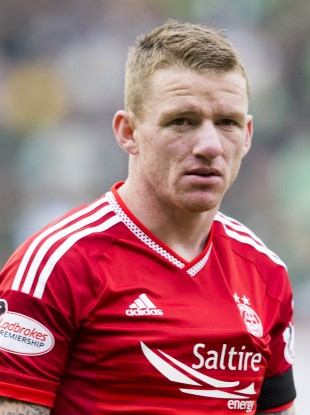 Hayes has made over 100 appearances for Aberdeen since his arrival at the club in 2012.