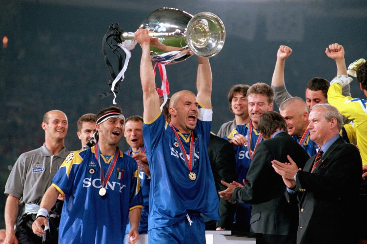 86ba1dd08ae Whatever happened to the brilliant Juventus side that won the Champions  League in 1996