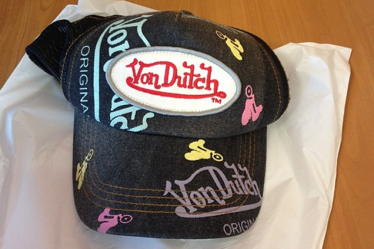 7 reasons why every Irish girl dearly wanted a Von Dutch hat 8823a6646a7