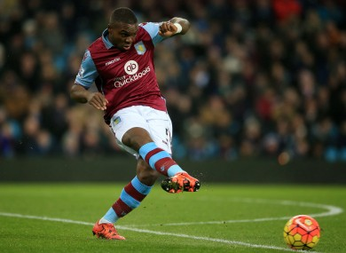 Aston Villa boss reveals defender Jores Okore refused to be